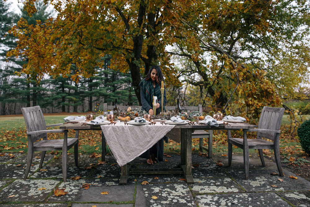 Autumn Harvest Retreat  |  Gather & Feast