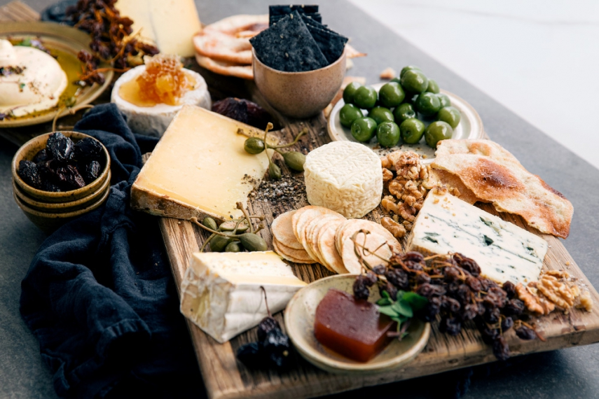 A+Decadent+Cheeseboard+Inspiration++%7C++Gather+%26+Feast