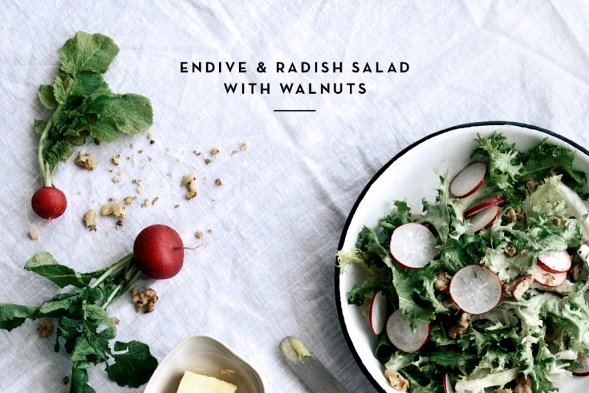 Endive+%26+Radish+Salad+with+Walnuts++%7C++Gather+%26+Feast