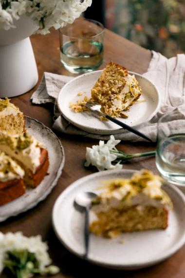 Lemon+%26+Pistachio+Cake++%7C++Gather+%26+Feast