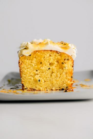 Passionfruit+Yoghurt+Loaf++%7C++Gather+%26+Feast