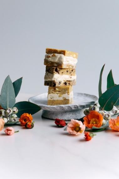 Salted+Macadamia+Nut+Brittle+Ice+Cream+Bars++%7C++Gather+%26+Feast
