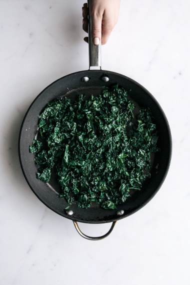 Charred+Kale+%26+Farro+Salad++%7C++Gather+%26+Feast