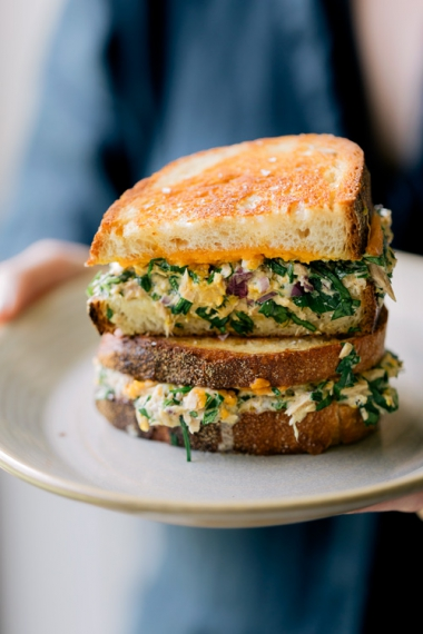 Tuna+Melt+Toastie++%7C++Gather+%26+Feast