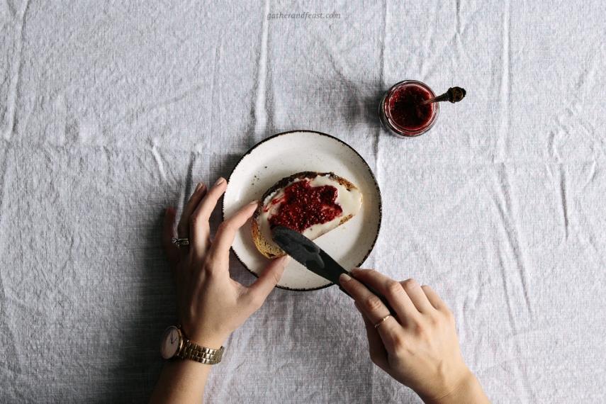 Raspberry+%26+Vanilla+Chia+Jam++%7C++Gather+%26+Feast