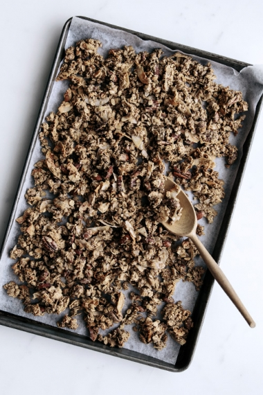 Maple%2C+Tahini+%26+Vanilla+Granola++%7C++Gather+%26+Feast