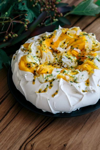 Mango%2C+Passionfruit+%26+Lime+Pavlova+with+Toasted+Coconut++%7C++Gather+%26+Feast
