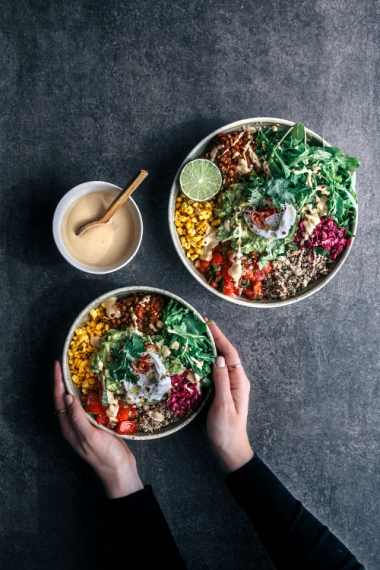 Mexican+Salad+Bowls+%26+Loaded+Nachos++%7C++Gather+%26+Feast
