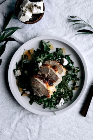 Harissa+Baked+Chicken++%7C++Gather+%26+Feast