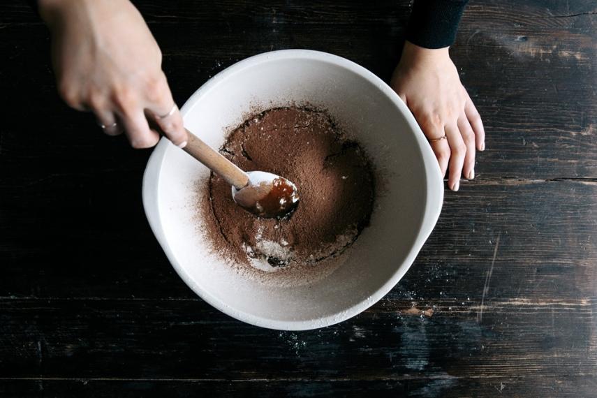 Vegan+Spiced+Chocolate+%26+Orange+Self+Saucing+Pudding++%7C++Gather+%26+Feast