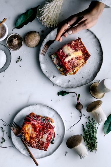 Vegetable+Packed+%E2%80%98Rainbow%E2%80%99+Lasagne++%7C++Gather+%26+Feast