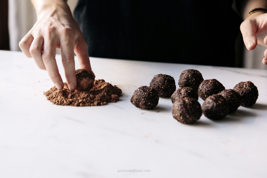 Cacao+Wonder+Balls++%7C++Gather+%26+Feast