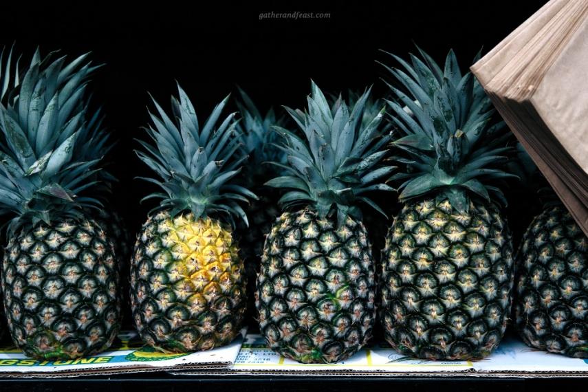 Pineapple%2C+Cucumber+%26+Mint+Blend++%7C++Gather+%26+Feast