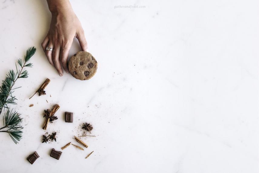 Spiced+Chocolate+Shortbread++%7C++Gather+%26+Feast