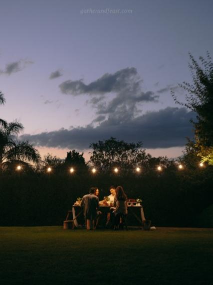 Outdoor+dessert+gathering++%7C++Gather+%26+Feast