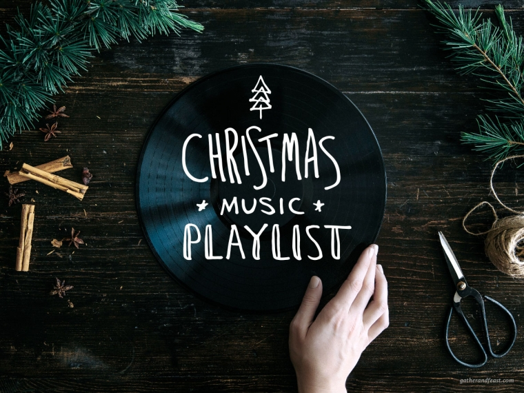 Play Christmas Music.Christmas Music Playlist Beautiful Food Simple Wholesome