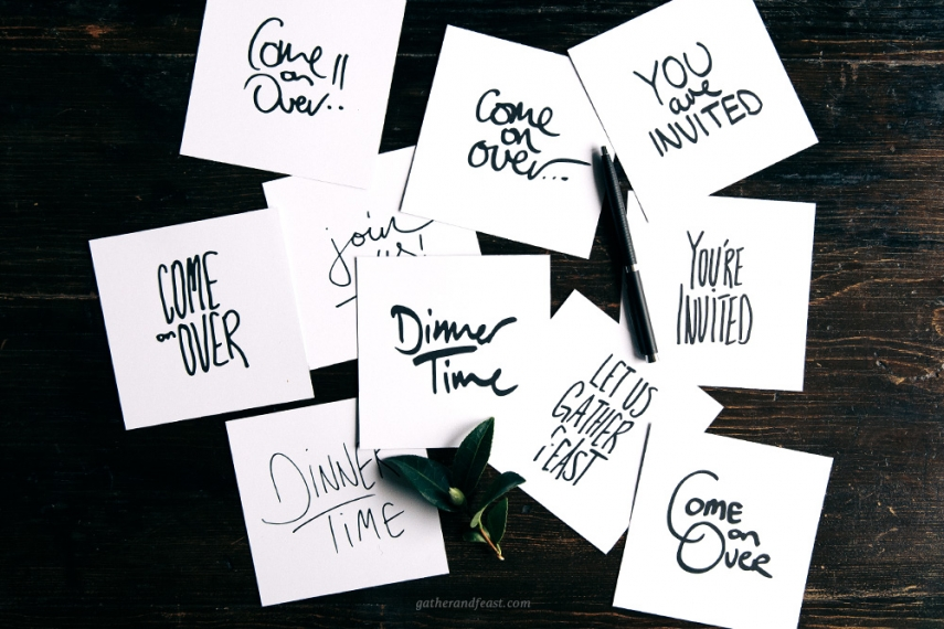 FREE+Hand+Sketched+Invites++%7C++Gather+%26+Feast